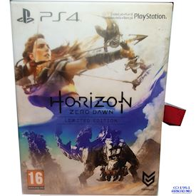 HORIZON ZERO DOWN LIMITED EDITION PS4