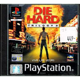 DIE HARD TRILOGY 2 PS1