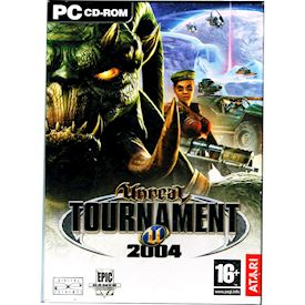 UNREAL TOURNAMENT 2004 PC
