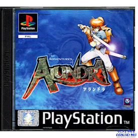 THE ADVENTURES OF ALUNDRA PS1