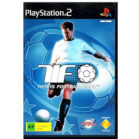 THIS IS FOOTBALL 2002 PS2