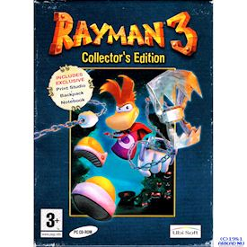 RAYMAN 3 COLLECTORS EDITION PC
