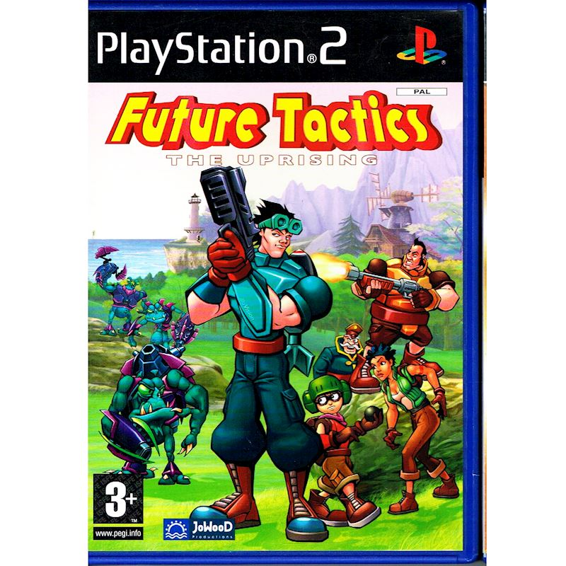 ps2 tactic games