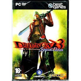 DEVIL MAY CRY 3 DANTES AWAKENING SPECIAL EDITION PC
