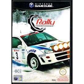 RALLY CHAMPIONSHIP GAMECUBE