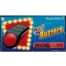 BUZZ BUZZERS HANDKONTROLL BOXED PS2