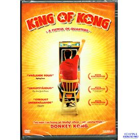 KING OF KONG A FISTFUL OF QUARTERS DVD