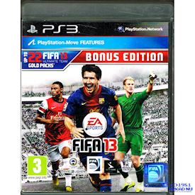 FIFA 13 BONUS EDITION PS3
