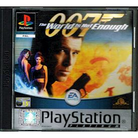 007 THE WORLD IS NOT ENOUGH PS1