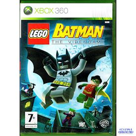 LEGO BATMAN THE VIDEOGAME XBOX 360