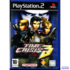 TIME CRISIS 3 PS2