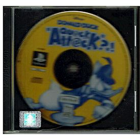 DONALD DUCK QUACK ATTACK PS1