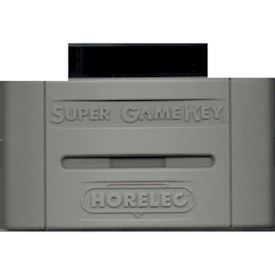 SUPER GAME KEY SNES