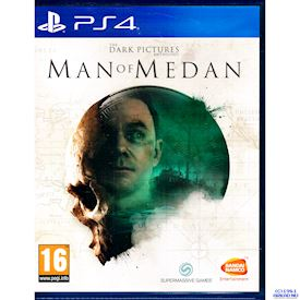 MAN OF MEDAN PS4