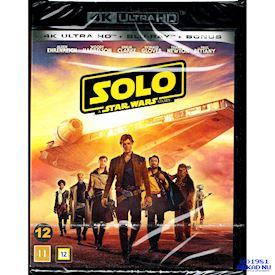 SOLO A STAR WARS STORY 4K ULTRA HD BLU-RAY