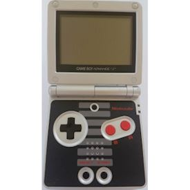GAMEBOY ADVANCE SP CLASSIC NES EDITION