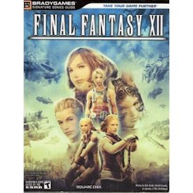 FINAL FANTASY XII SIGNATURE GUIDE
