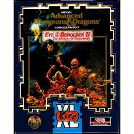 EYE OF THE BEHOLDER II THE LEGEND OF DARKMOON AMIGA