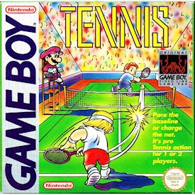 TENNIS GAMEBOY