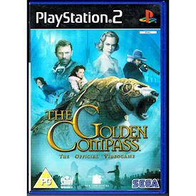 THE GOLDEN COMPASS PS2