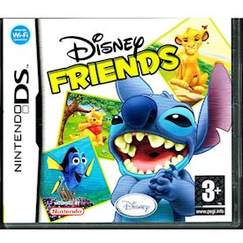 DISNEY FRIENDS DS