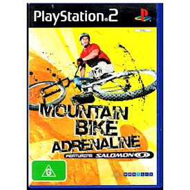 MOUNTAIN BIKE ADRENALINE FEATURING SALOMON PS2