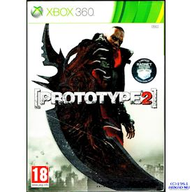 PROTOTYPE 2 LIMITED RADNET EDITION XBOX 360
