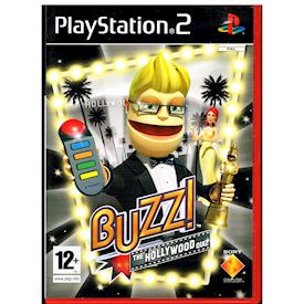 BUZZ THE HOLLYWOOD QUIZ PS2