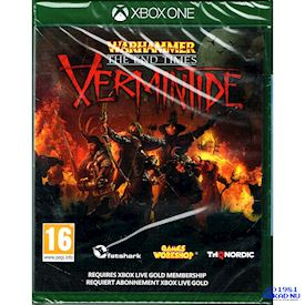 WARHAMMER THE END OF TIMES VERMINTIDE XBOX ONE