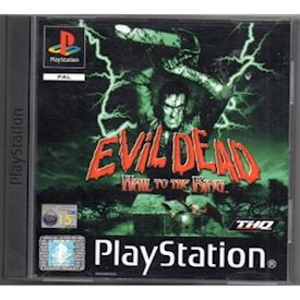 EVIL DEAD HAIL TO THE KING PS1
