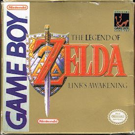 ZELDA LINKS AWAKENING GAMEBOY BOOTLEG