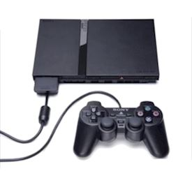 PLAYSTATION 2 SLIM SCPH-75004
