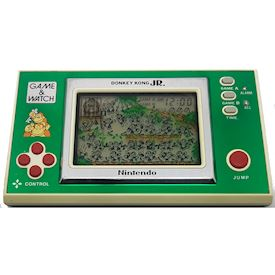 DONKEY KONG JR GAME & WATCH