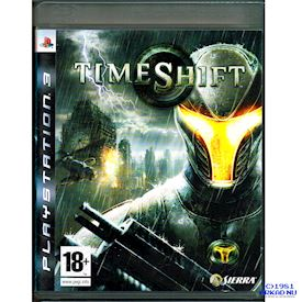 TIMESHIFT PS3
