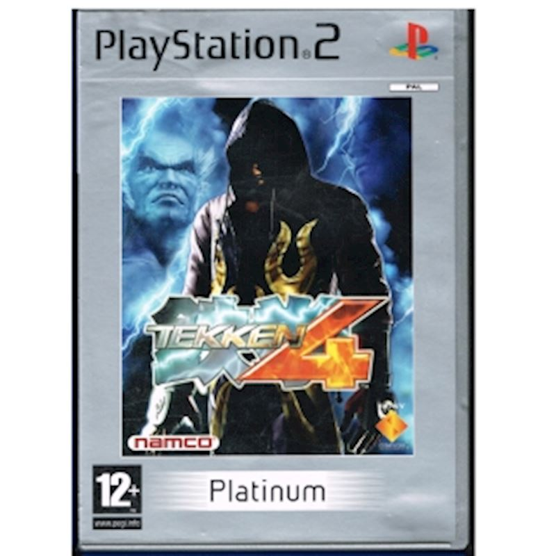 Tekken 4 Ps2 Have You Played A Classic Today