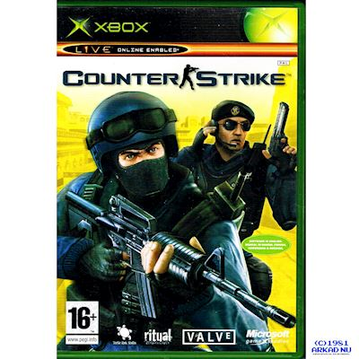 COUNTER STRIKE XBOX