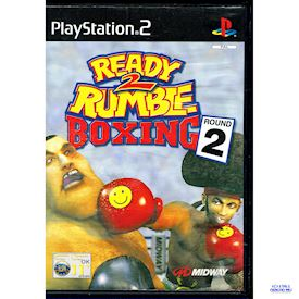 READY 2 RUMBLE BOXING ROUND 2 PS2
