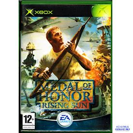 MEDAL OF HONOR RISING SUN XBOX