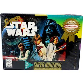 SUPER STAR WARS SNES NTSC