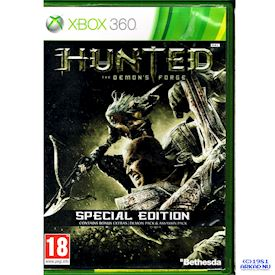 HUNTED THE DEMONS FORGE SPECIAL EDITION XBOX 360