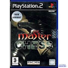 MASTER CHESS PS2