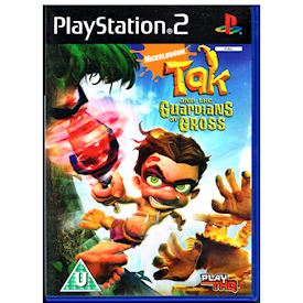 TAK AND THE GUARDIANS OF GROSS PS2