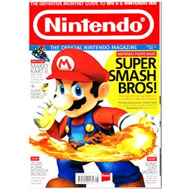 THE OFFICIAL NINTENDO MAGAZINE NR 97 AUGUSTI 2013
