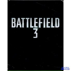 BATTLEFIELD 3 PS3 STEELBOOK
