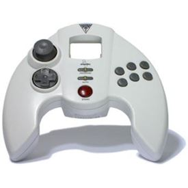 INTERACT QUANTUM FIGHTER PAD DREAMCAST