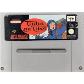 TINTIN IN TIBET SNES9