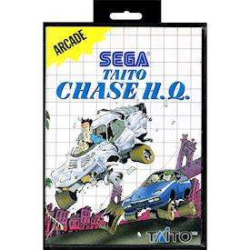 CHASE H.Q. MASTER SYSTEM