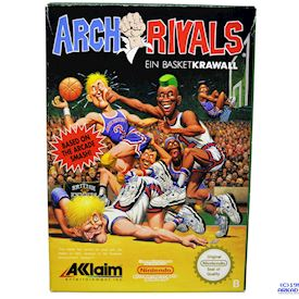 ARCH RIVALS NES