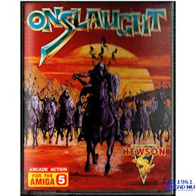 ONSLAUGHT AMIGA