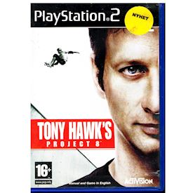 TONY HAWK PROJECT 8 PS2